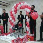 جشن دامادی پسر هفت ساله خوزستانی !