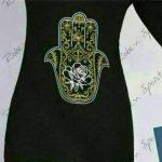 ورود لباسهای مشکی با نماد شیطانپرستی به بازار کشور!!
