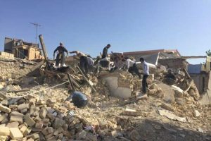 اسامی ۴۳۴ نفر از جانباختگان زلزله کرمانشاه اعلام شد