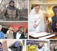 همسر فوتبالیست مشهور چرا او را کارتن خواب کرد!؟