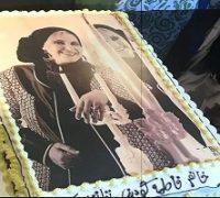 جشن تولد لاکچری ۵۵ سالگی فاطمه گودرزی با حضور بازیگران زن معروف!