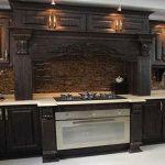 انواع کابینت کلاسیک برای طراحی دکوراسیون آشپزخانه شیک+تصاویر