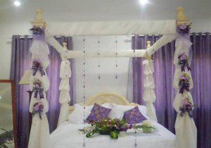 جديدترين چيدمان اتاق خواب عروس