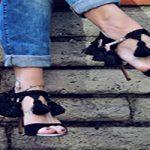 آموزش تزیین کفش مجلسی +تصاویر