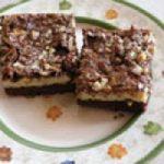 طرز تهیه براونی فاج ماربلد یک کیک شکلاتی متفاوت