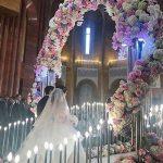 عروسی بسیار مجلل و خیره کننده پسر میلیاردر ارمنی در مسکو