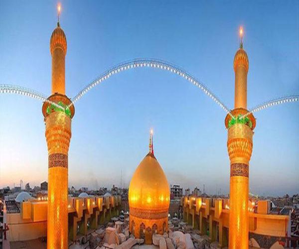 نماز امام حسین برای حاجت