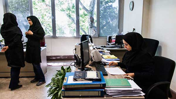قانون کار زن بدون اجازه شوهر