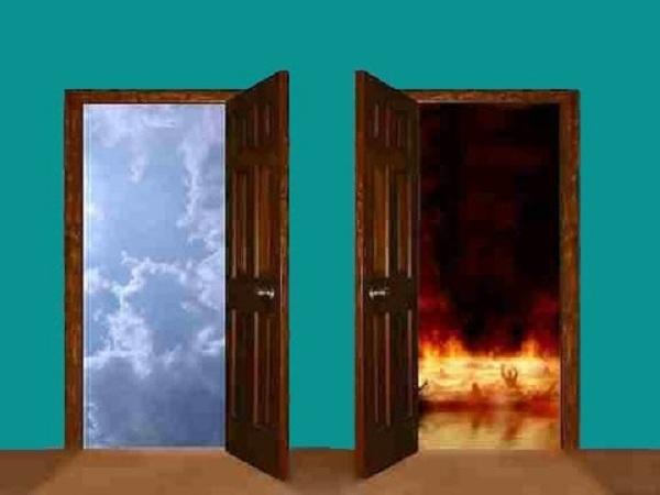 علت جهنمی شدن و شرط بهشتی شدن انسان