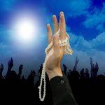 ذکری برای بعد از نماز مغرب و عشاء در شب جمعه