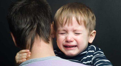 دعا برای رفع گریه کودکان و آرام شدن