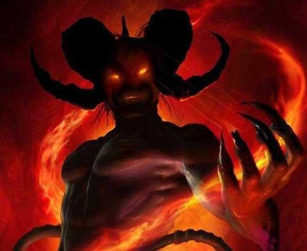 آشنایی با شیطان
