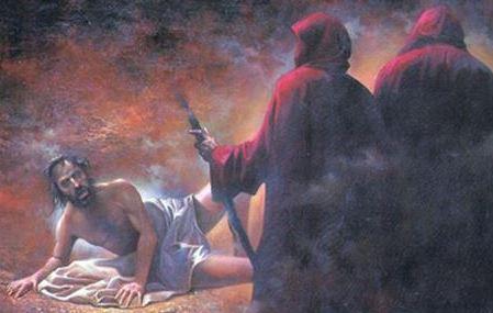 سوالات نکیر و منکر در شب اول قبر