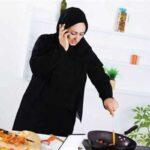 اجر و ثواب زنانی که در خانه کار میکندد در نزد خدا چگونه است