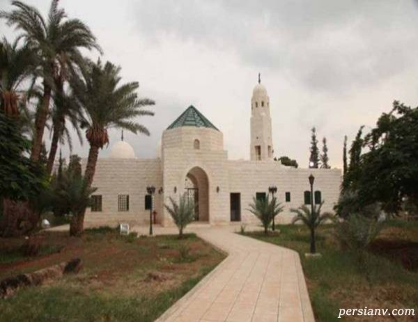 مسجدی که به دستور پیامبر ویران شد