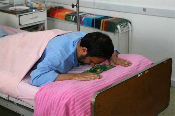 احکام شرایط نماز بیماران ( عبادت در بستر بیماری )