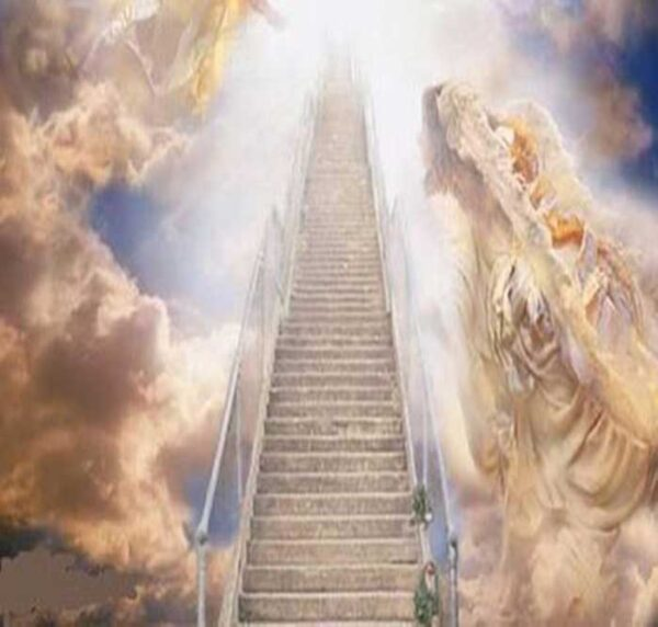 دیدن فرشتگان خدا