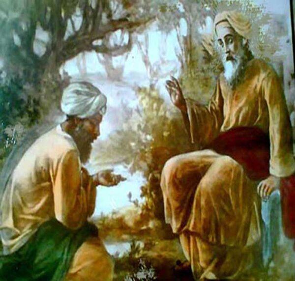 بهلول و ابوحنیفه