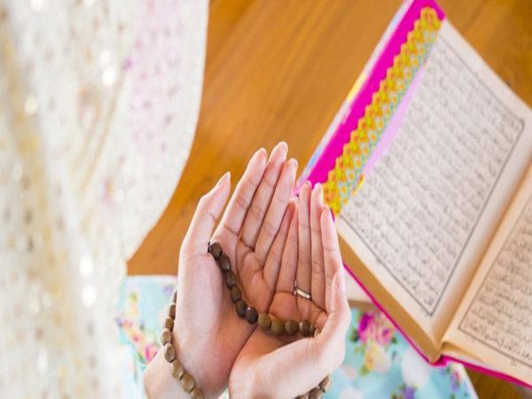 بالا بردن دستها هنگام دعا