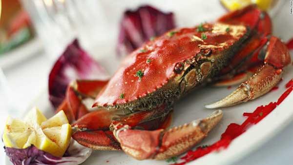 حکم خوردن گوشت خرچنگ در اسلام