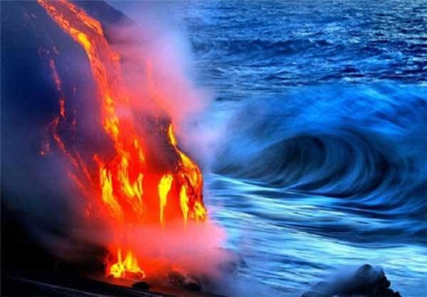 دریاها در روز قیامت