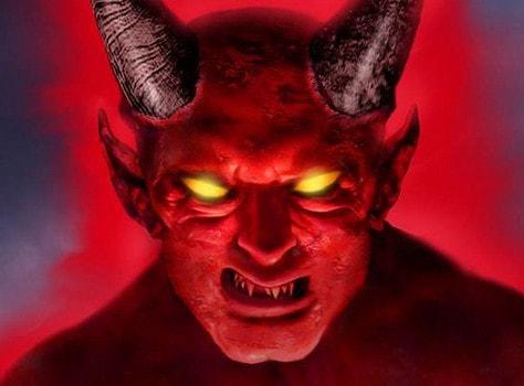 عاقبت شیطان