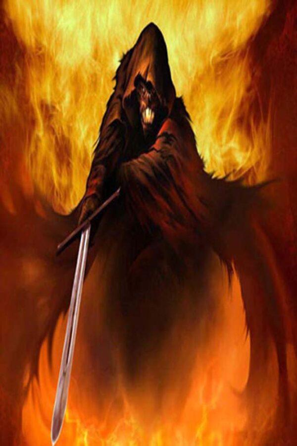 زمان نابودی شیطان