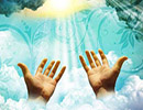 چرا موقع دعا کردن دستانمان را بالا میبریم؟
