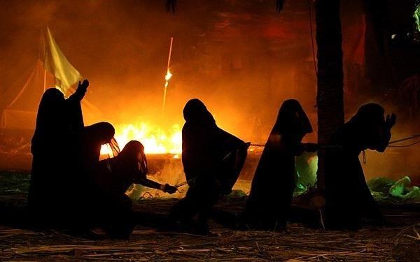 خطبه های آتشین حضرت زینب علیها السلام درمجلس یزید ، درکوفه و …