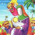 داستان تولد امام زمان (علیه السلام) را بخوانید