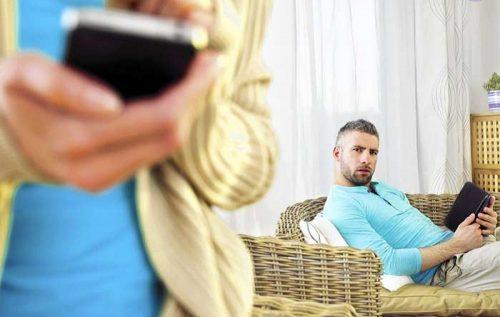 رابطه با زن متاهل