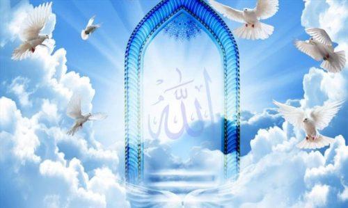 عبادت فرشتگان