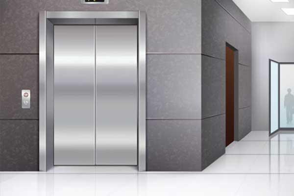 حکم بودن زن و مرد نامحرم در آسانسور