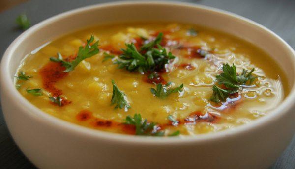 تهیه آب مرغ برای سوپ