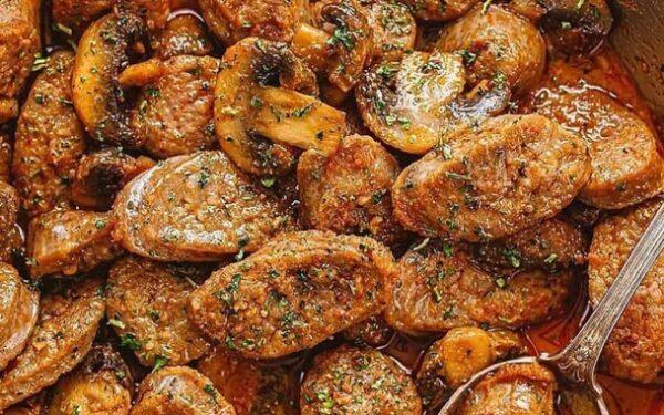 طرز تهیه خوراک سوسیس