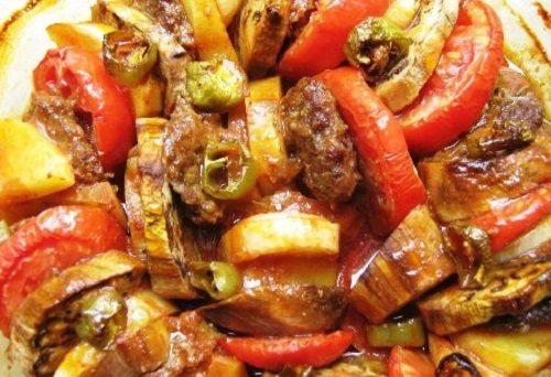 طرز تهیه خوراک راگو