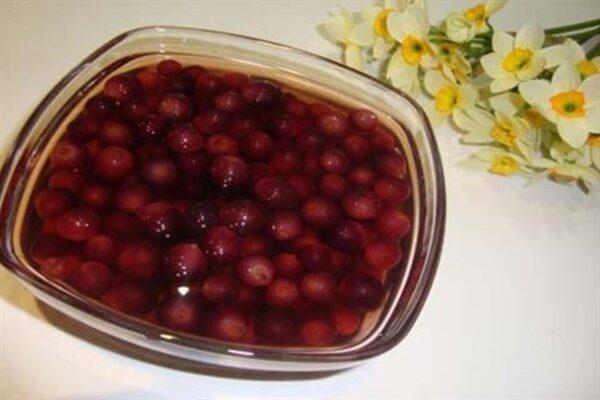 طرز تهیه ترشی انگور