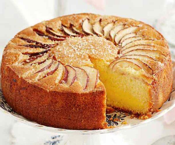 طرز تهیه کیک آمریکایی