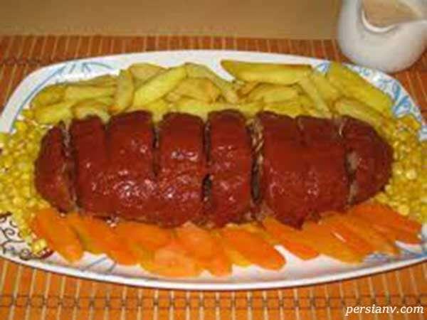 طرز تهیه غذای خوش طعم با گوشت چرخ کرده