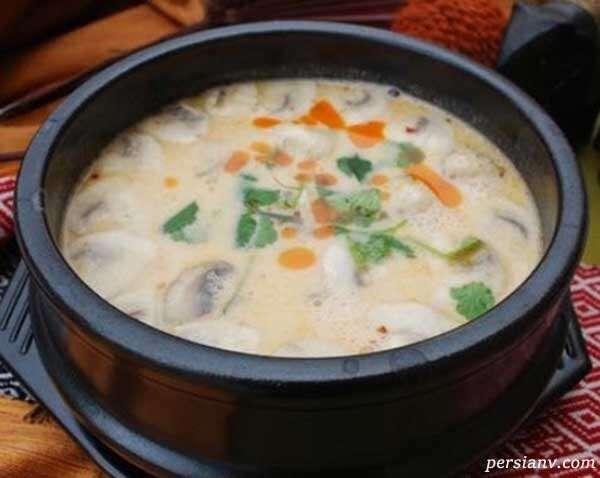 طرز تهیه سوپ سبزی