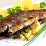 طرز تهیه ماهی شکم گرفته ( بوشهر )