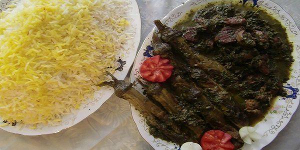 طرز تهیه نازخاتون ( غذای مخصوص شمال کشور)