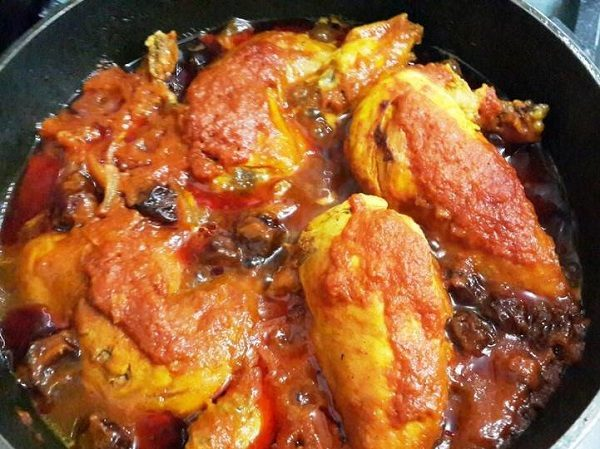 مرغ سرخ کرده