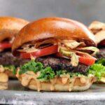 همبرگر با سویا شامی دلپذیر