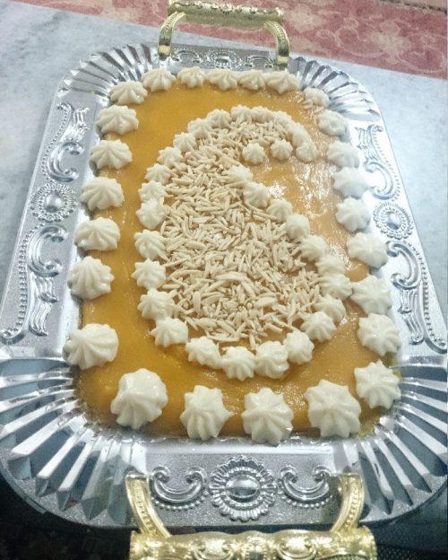 حلوای سفید