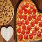روش درست کردن پیتزا قلب در منزل