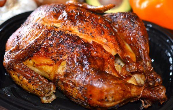 مرغ درسته در جوجه گردان