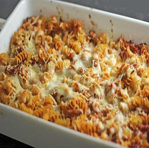 پنیر و ماکارونی فوری