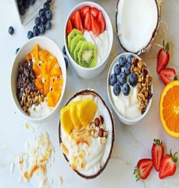 برای صبحانه ماست بخورید