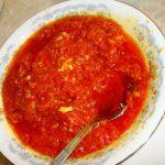 خورشت گوجه ( پامادور خورشت )